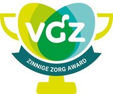 Zinnige Zorg Award logo