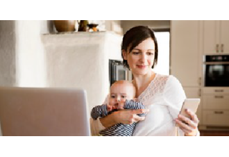 Hulp voor werkende ouders