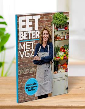 Kookboek eet beter met VGZ