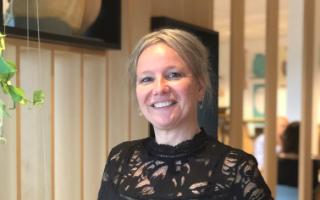 Portretfoto van Bibi Brisko-Janssen, Manager Klantcontact bij VGZ