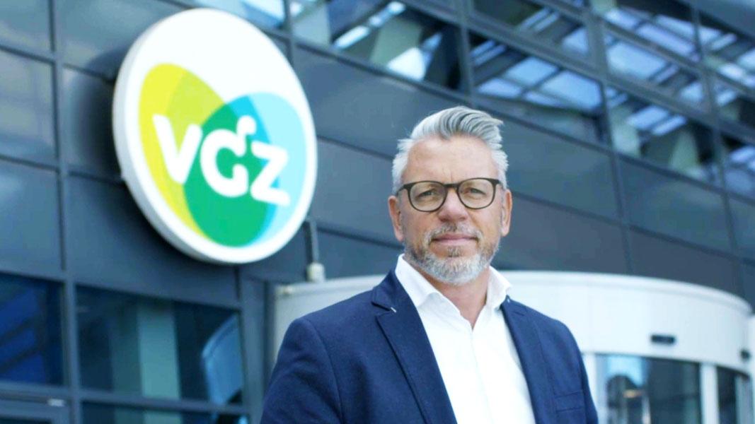 Portret van Claus Patz, consultant bij VGZ