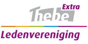 Logo Thebe Extra Ledenvereniging
