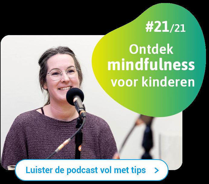 Podcast mindfulness voor kinderen