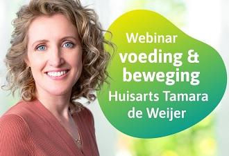 Webinars Tamara de Weijer